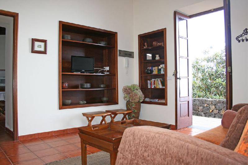 self-catering cottage La Palma Isla bonita Canaries