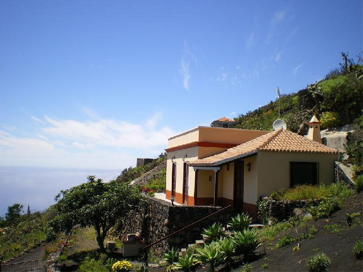 self-catering Holiday cottage la palma