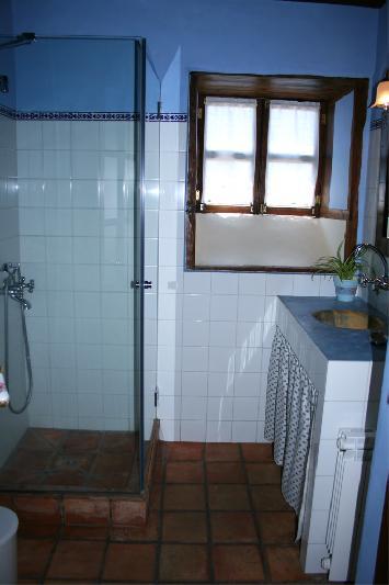 Casa La Higuerita bathroom