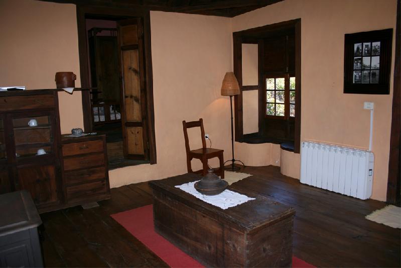 Casa La Higuerita lounge