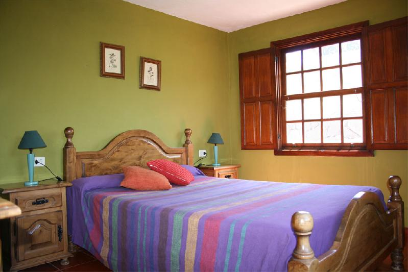 Casa El Colmenero bedroom 1