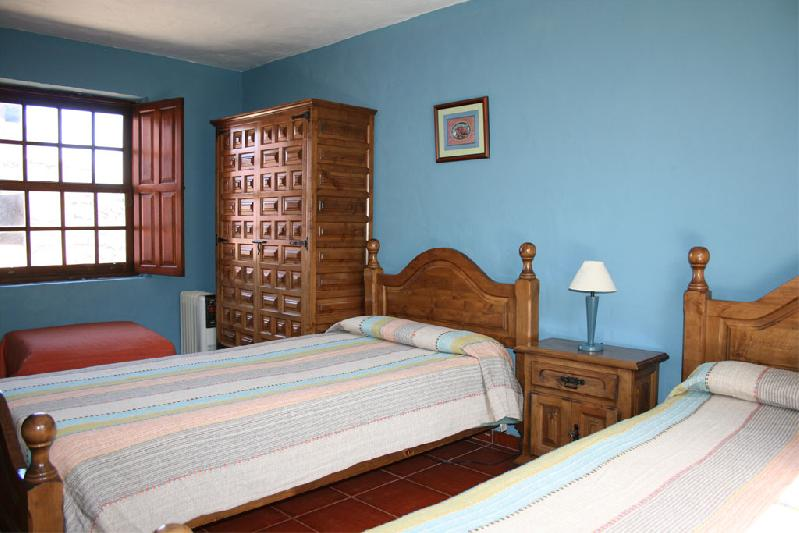 Casa El Colmenero bedroom 2