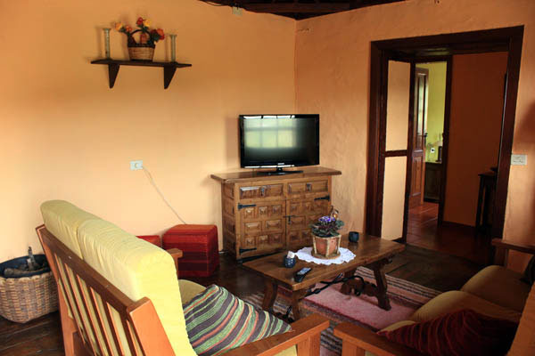 Country cottage sleeps 4 Garafia La Palma