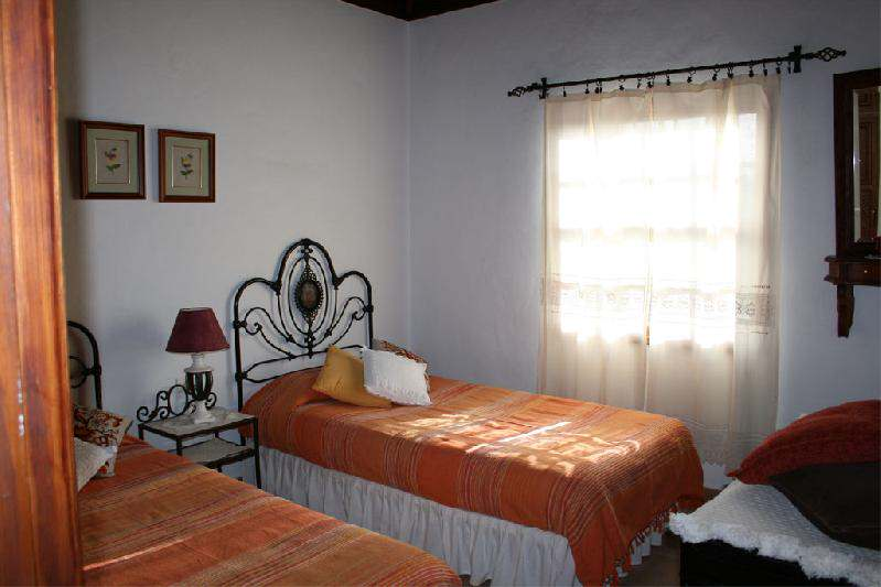 Casa Rincon de Mercedes family house to rent Fuencaliente