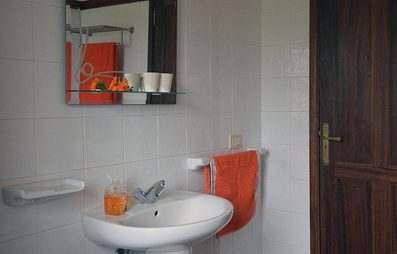 Casa El Lomito bathroom