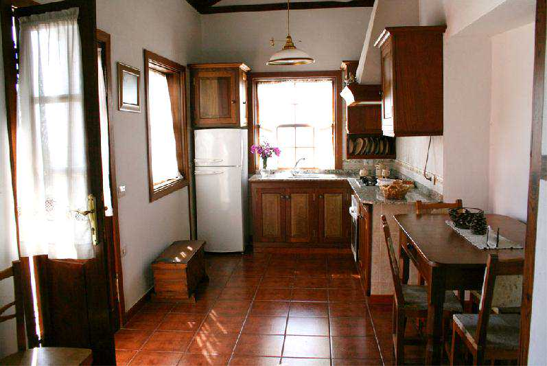 Casa Rubel kitchen