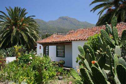 Casa Jacinta Pura self-catering rural house in La Palma