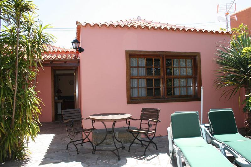 Casa Bana 2 terrace
