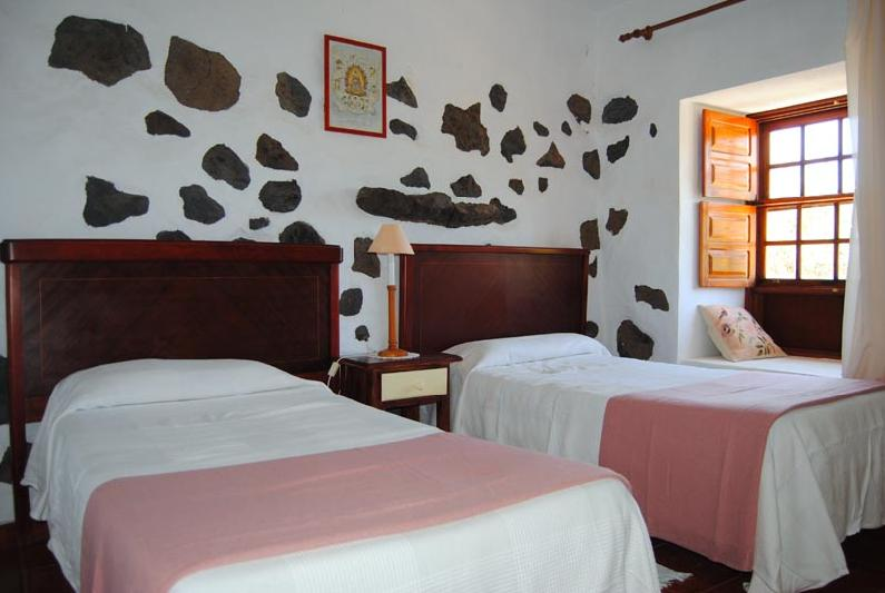 Casa Sombrero bedroom