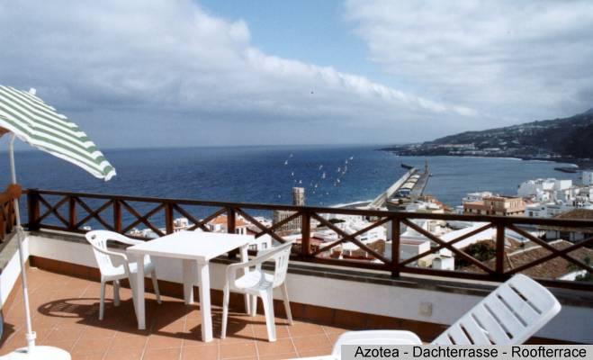 apartment montecristo roof terrace