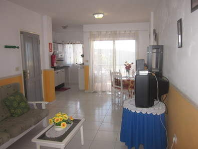 Apartment for long rental tazacorte la palma