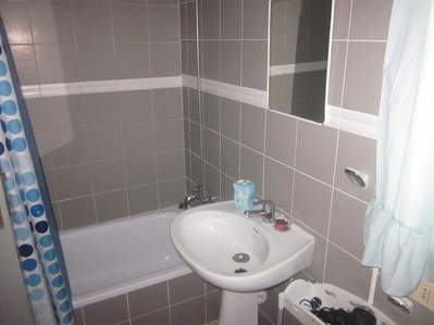 Apartment Ada bathroom