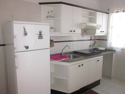 Apartment Casher self-catering kitchen suitable for long let rental