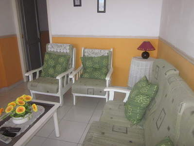 Apartment Ada lounge