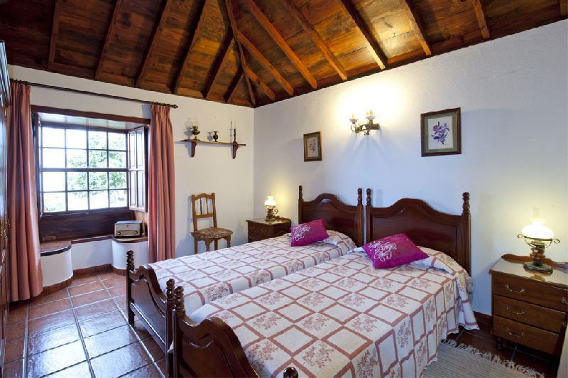 Casa El Sitio La Rosa bedroom