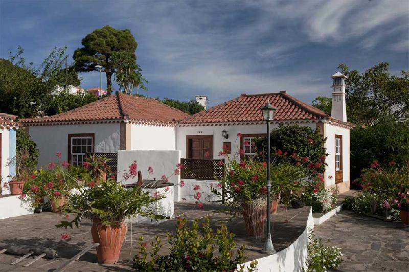 Casa Rural Sitio La Rosa Holiday home to rent la palma Canary Islands