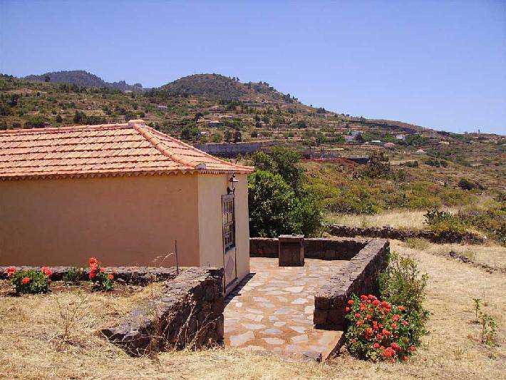 Casa Los Hondos side view
