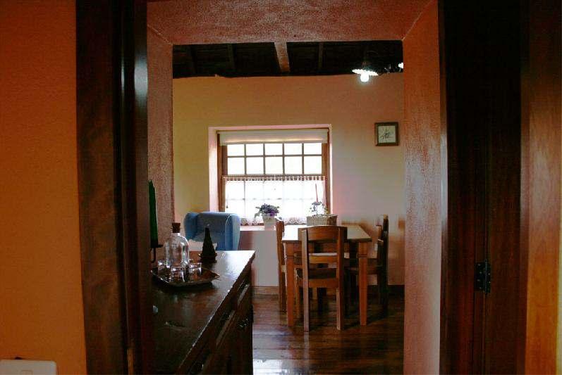 Casa Panchita hallway