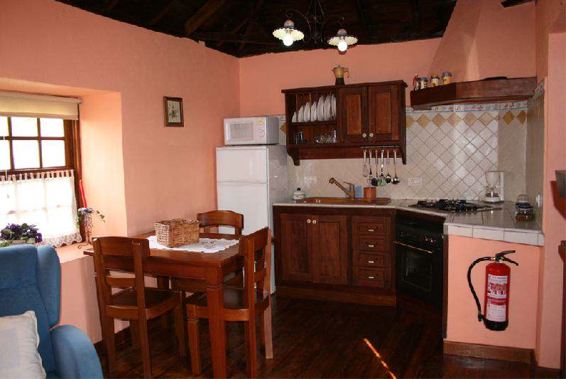 Casa Panchita kitchen