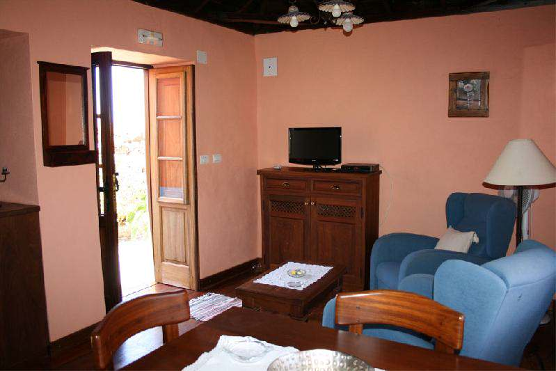 Casa Panchita lounge
