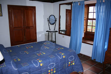Casa Ebenezer bedroom