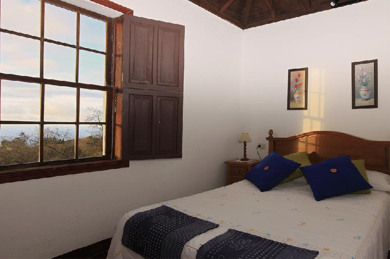 Casa Herenio double bedroom