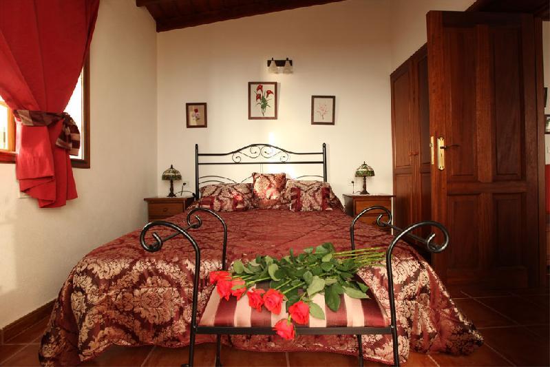 Casa Fide double bedroom