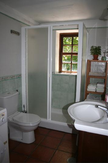 Casa Jocamo bathroom