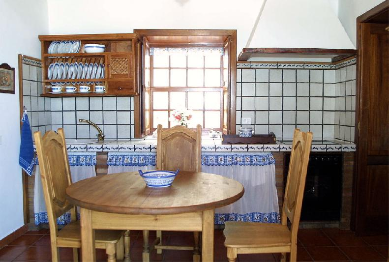 Casa Tomasin kitchen