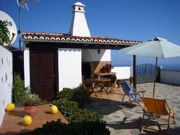 Casa Tomasin terrace