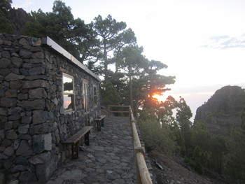 GR131 Refugio Punta de la roques