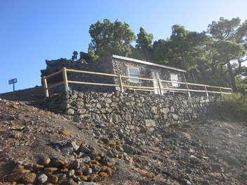 GR131 refugio punta de los roques