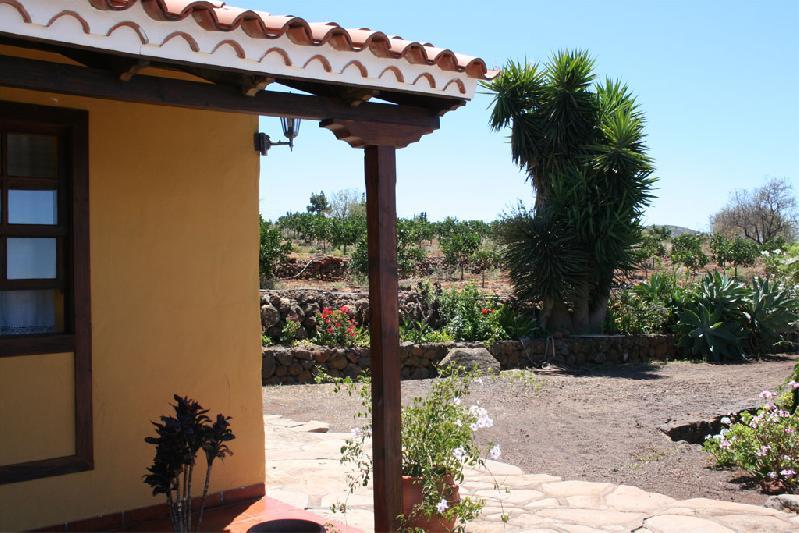 Casa La Verada gardens