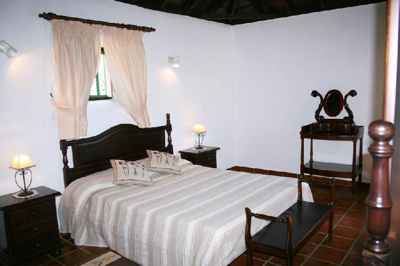 Casa Pancha Molina bedroom