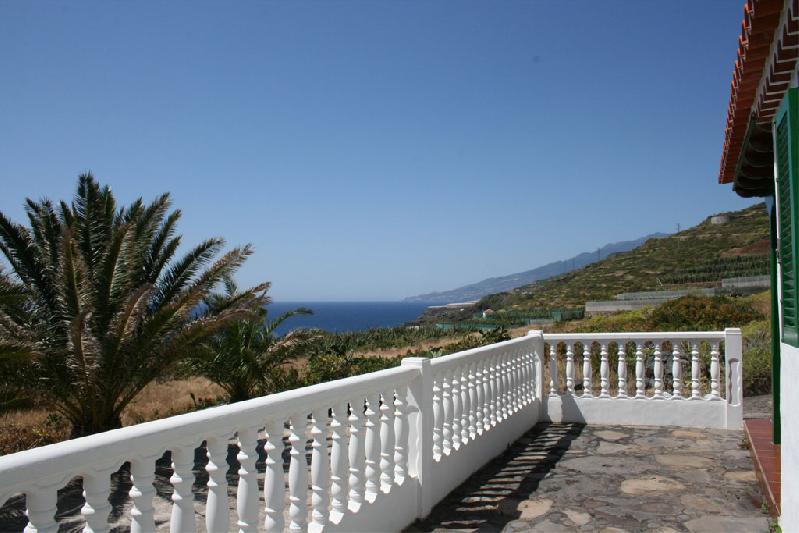 Casa Pancha Molina coastal view