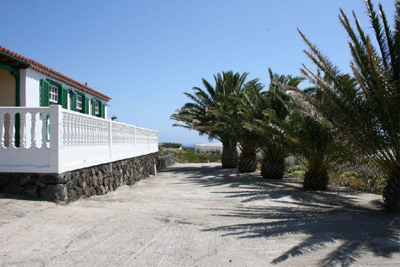 Casa Pancha Molina front view