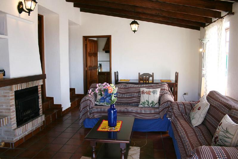 Casa Pancha Molina lounge