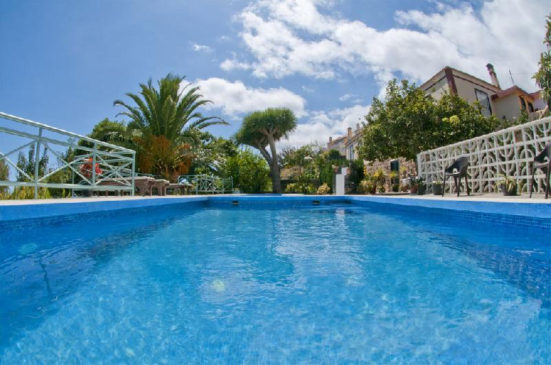Apartments with shared pool near Santa Cruz de la Palma, Canary Islands