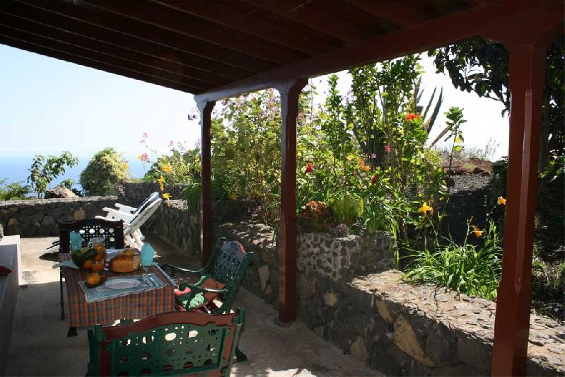 Casa Sara terrace