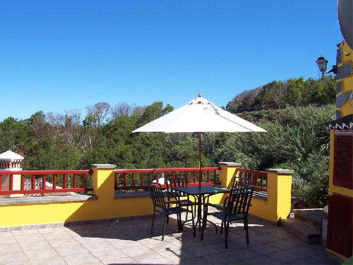 Casa Emiliana terrace