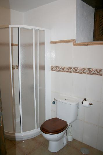 Villa Asuncion bathroom