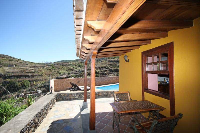 Casa Lina terrace