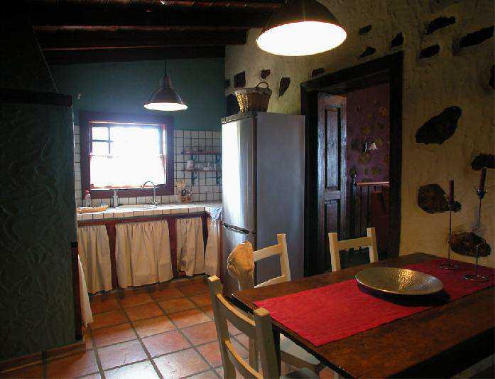 Casa Frederico kitchen diner