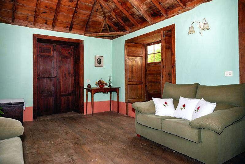 Villa Salazar lounge