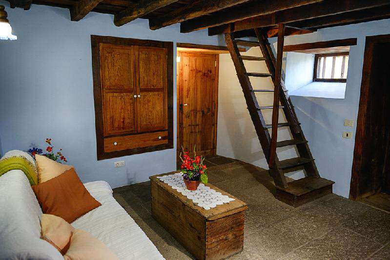 Villa Salazar lower lounge