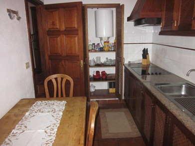 Casa Pancho Molina kitchen store