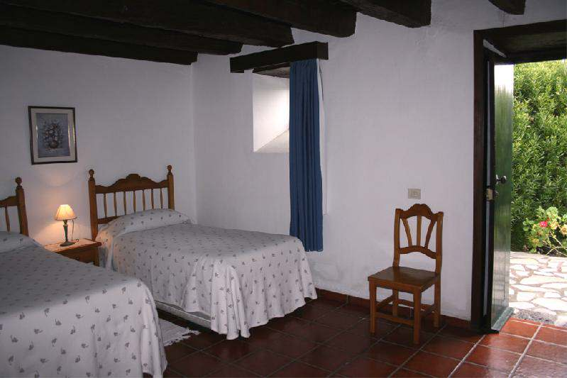 Casa Posito twin bedroom