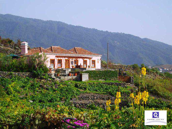 Rural house to rent sleeps 3 La Palma