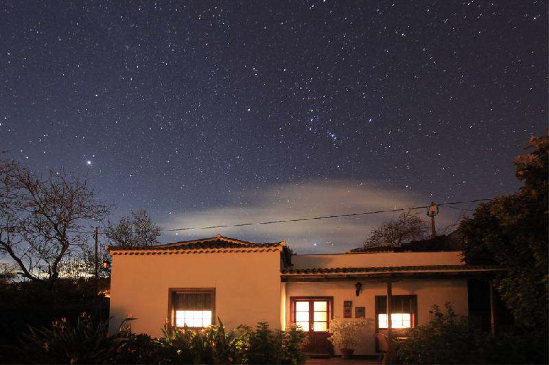 Casa Oliva starry nights