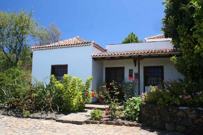 Casa Oliva country cottage Puntagorda la Palma